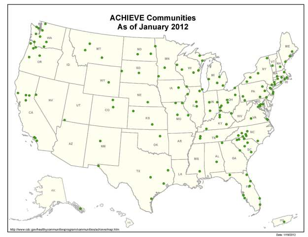 Map via the Centers for Disease Control and Prevention